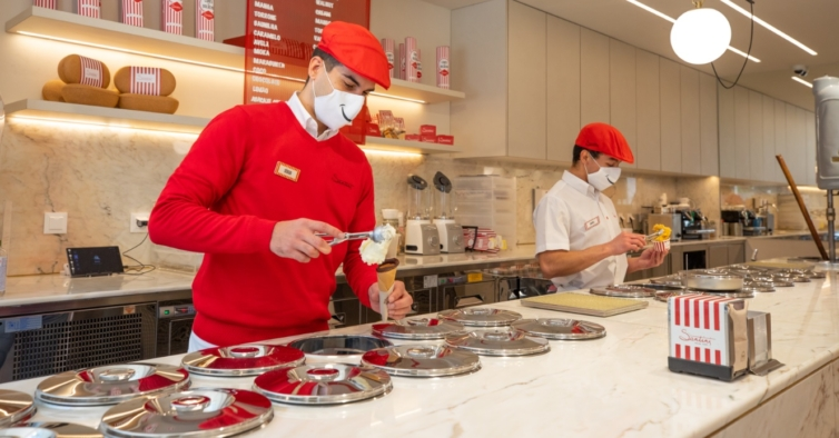 Santini fecha todas as lojas e deixa de fazer entregas de gelados