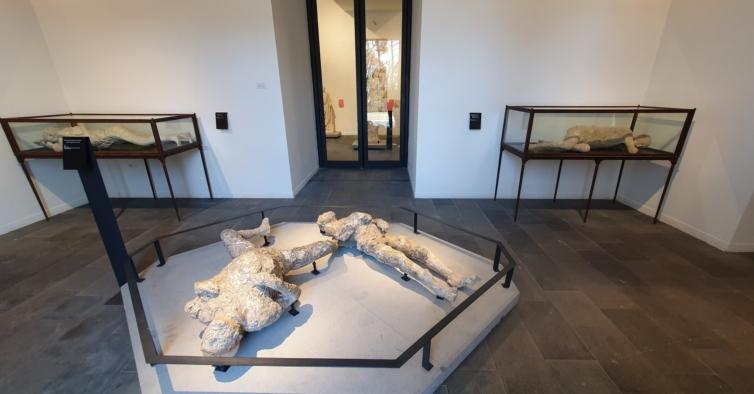 Décadas depois, o museu de Pompeia reabriu finalmente (e com novidades)