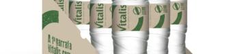 Vitalis lança as primeiras garrafas produzidas só com plástico reciclado