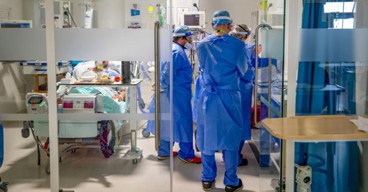 Morreram dois médicos com Covid-19 em Portugal nos últimos dias