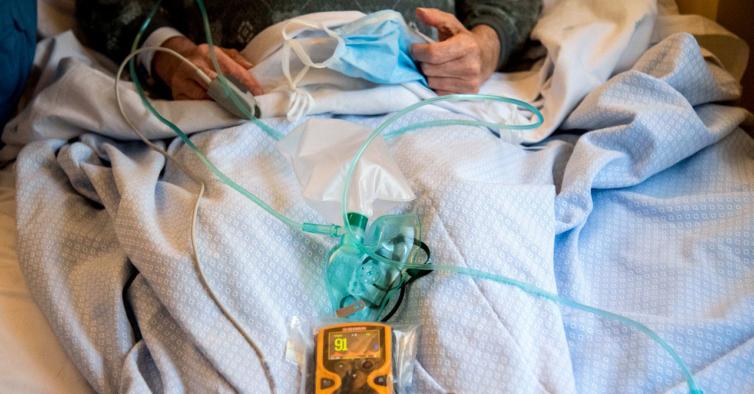 Rede de oxigénio do hospital Amadora-Sintra colapsou — doentes vão ser transferidos
