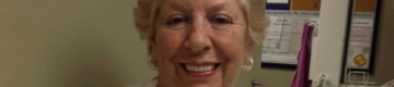 Covid-19 levou Miss Betty, a enfermeira que disse não à reforma para enfrentar a pandemia