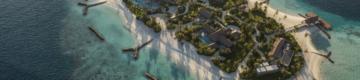 A nova e privada ilha de luxo nas Maldivas que pode alugar por 66 mil euros