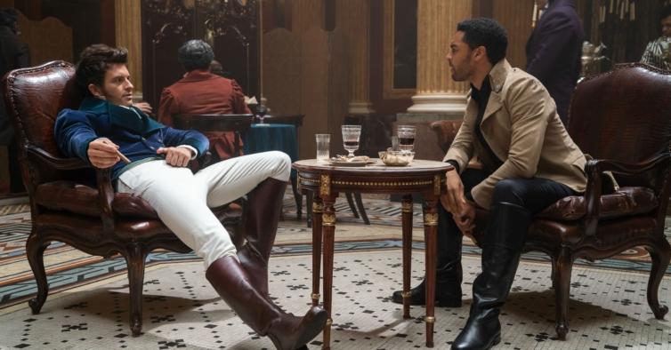 """É oficial: confirmada uma segunda temporada de """"Bridgerton"""""""