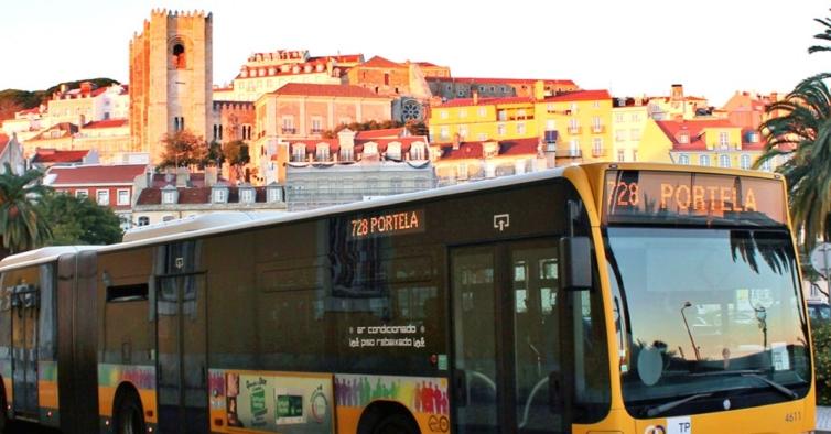 Oferta de transportes em Lisboa vai ser reduzida durante encerramento das escolas