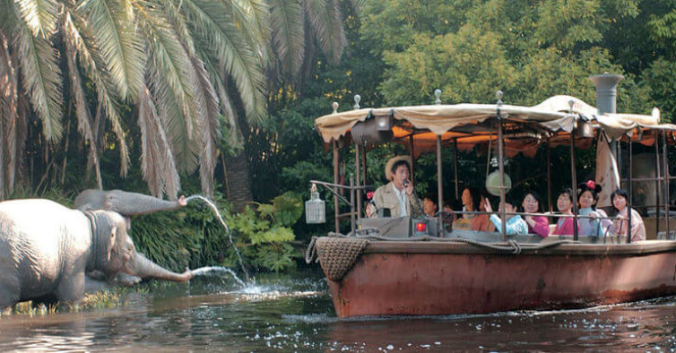 Disney vai mudar o seu Jungle Cruise para retirar alegadas conotações racistas