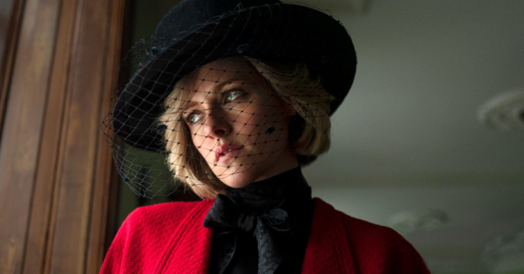 Há uma nova princesa Diana no cinema — e não vai conseguir adivinhar quem é a atriz