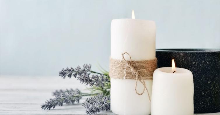 Este truque ajuda a escolher a melhor vela para a sua casa — e a fazê-la durar mais