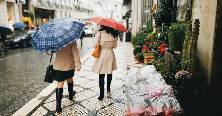 O tempo vai mudar: vêm aí máximas de 29 graus — e depois chuva, frio e até neve