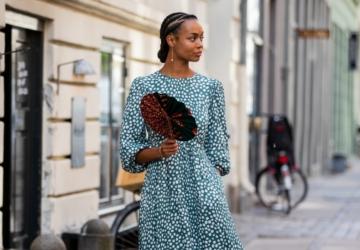 Os maxi vestidos mais giros para começar a apostar na maior tendência da primavera