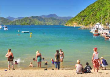 Nova Zelândia: confinamento para dois milhões de pessoas por causa de um caso de Covid-19