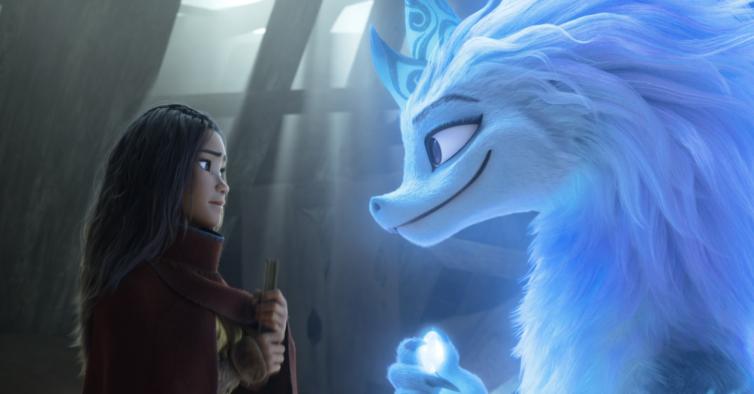 O grande novo filme de animação da Disney estreia online esta sexta-feira