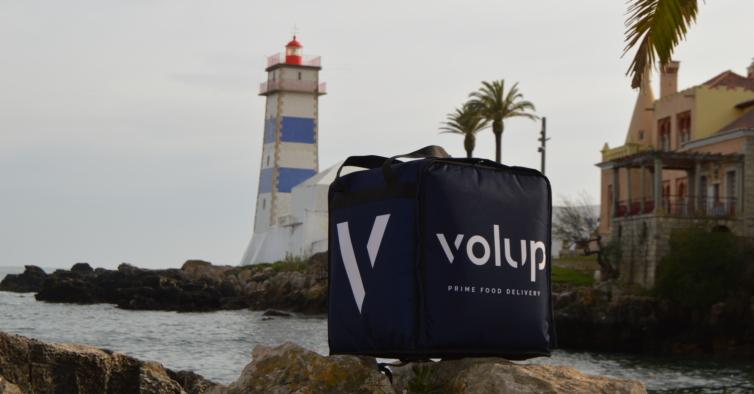 Volup: a app que faz entregas de refeições premium já chega a Cascais