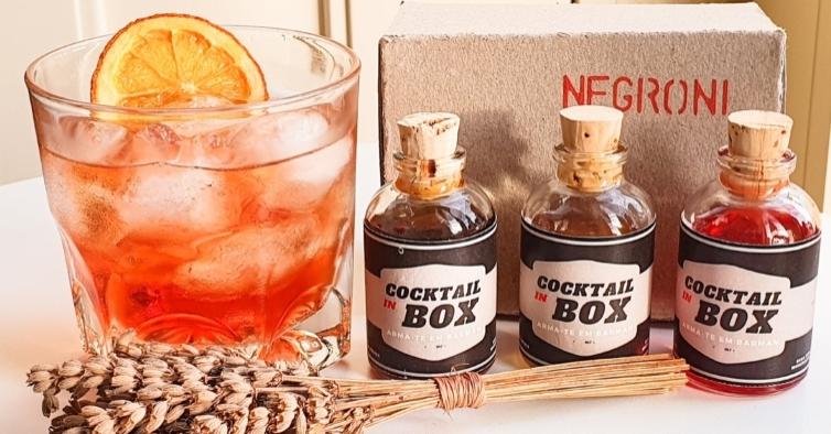 Cocktail inBox, Grande Porto