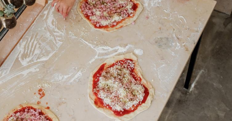 As pizza do Non Basta
