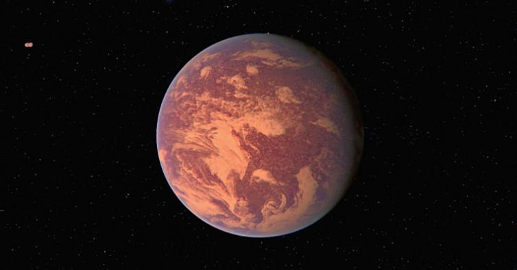 Superterra: este planeta pode ser habitável e está a entusiasmar os cientistas