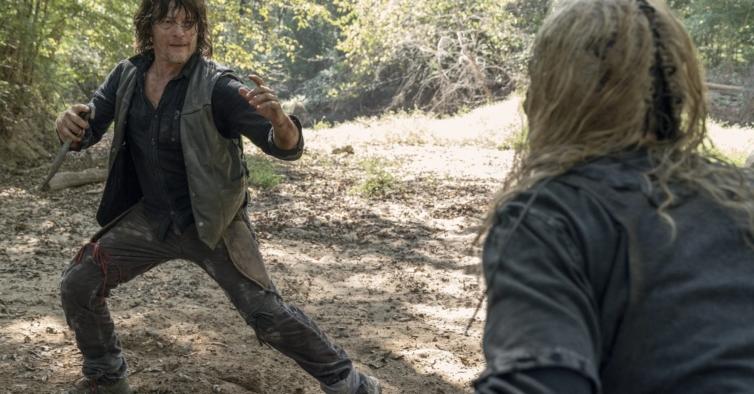 "1 de março: ""The Walking Dead"" (regresso da temporada 10), Fox"