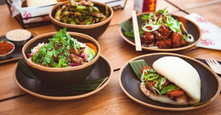 Ninja Buns: os novos pregos asiáticos da Margem Sul são para comer à mão