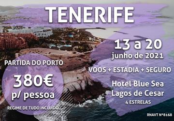 Não espere mais: 8 dias nas Canárias por apenas 380€ num hotel com tudo incluído