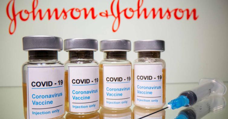 EUA preparam-se para suspender a vacina da Johnson & Johnson por causa de coágulos