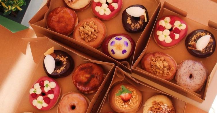 Os melhores donuts vegan do mundo vão chegar ao Porto e a Coimbra