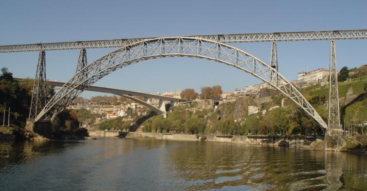 A nova ponte sobre o Douro vai custar 21 milhões de euros