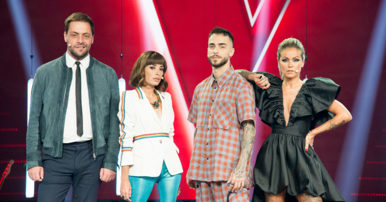 """Já abriram as inscrições para a nova edição do """"The Voice Portugal"""""""