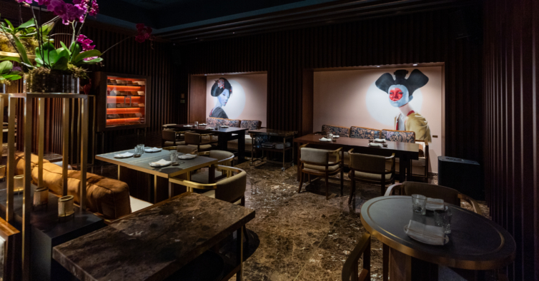 Olivier leva o Yakuza até à Avenida da Liberdade — há novo espaço e novidades no menu