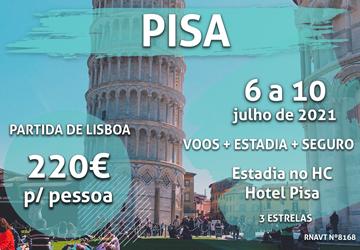Sim, está a ver bem: 4 noites em Itália por 220€ (com voo e hotel)