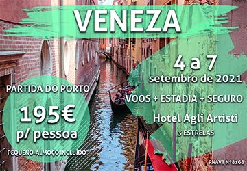 Aproveite já: um fim de semana em Vezena por 195€ (com voo e hotel)