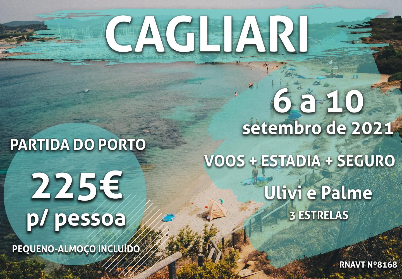 Não perca: 5 dias na Sardenha por 225€ com hotel e pequeno-almoço incluídos
