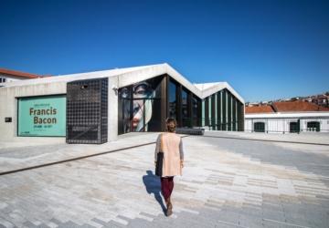 Galeria de arte do WOW abre com exposição de Francis Bacon