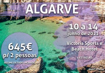 Este pacote para o Algarve só custa 322€ por pessoa com tudo incluído