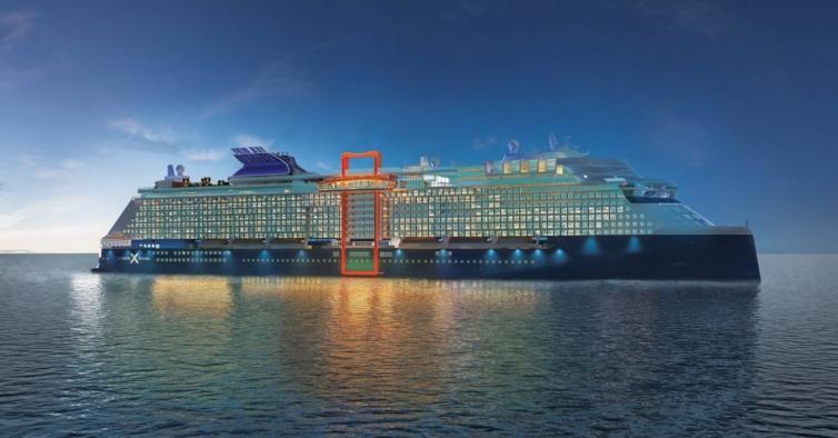 O cruzeiro com comida Michelin e curadoria de Gwyneth Paltrow vai passar por Lisboa