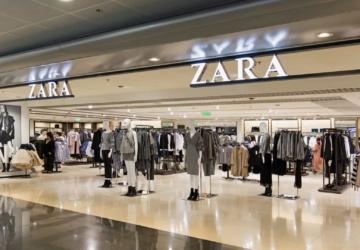 O novo top desportivo da Zara fica bem em todos os looks (e custa menos de 5€)