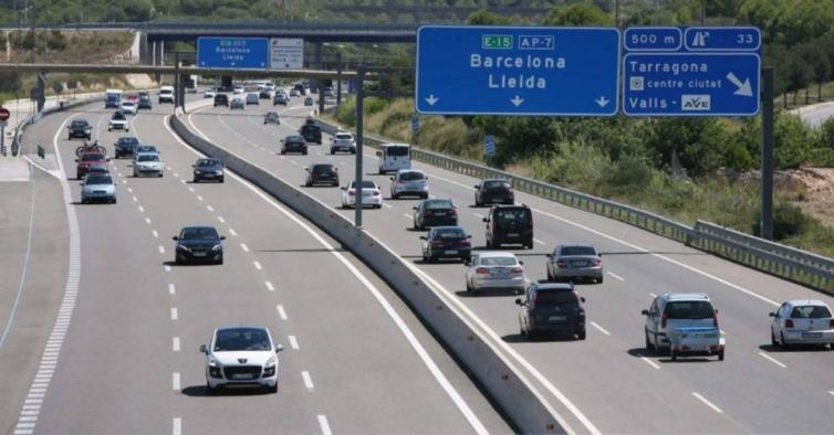 Autoestradas em Espanha vão começar a ser pagas