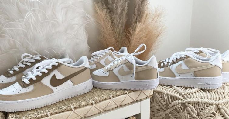 Toffee Walkers: esta marca portuguesa faz sapatilhas da Nike personalizadas