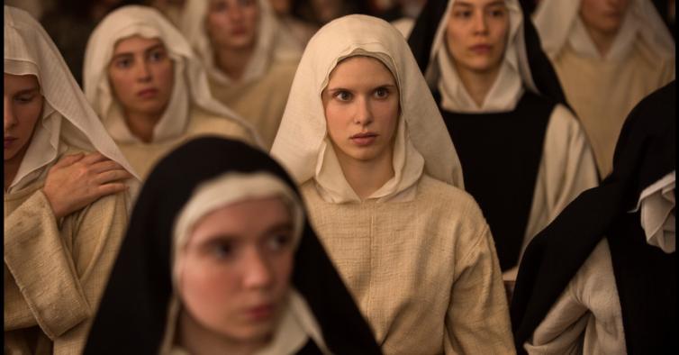 O filme erótico sobre freiras que promete chocar o festival de Cannes