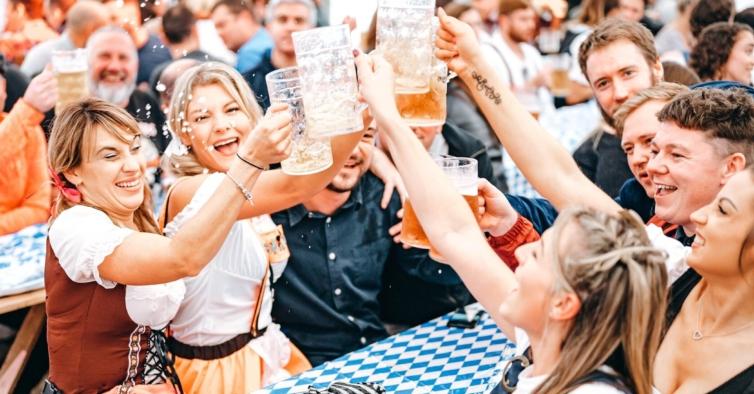 Oktoberfest volta a ser cancelada na Alemanha devido à pandemia