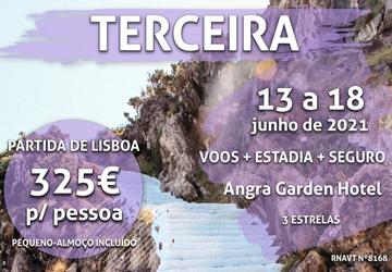Sim, está a ler bem: esta escapadinha para os Açores só custa 325€ por pessoa