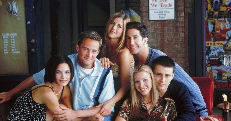 """Já há data de estreia (e teaser) para a super reunião de """"Friends"""""""