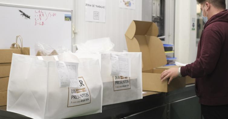 Solar dos Presuntos deixa de fazer take-away e delivery