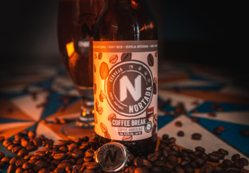 Coffee-Break: a nova cerveja da Nortada sabe a café