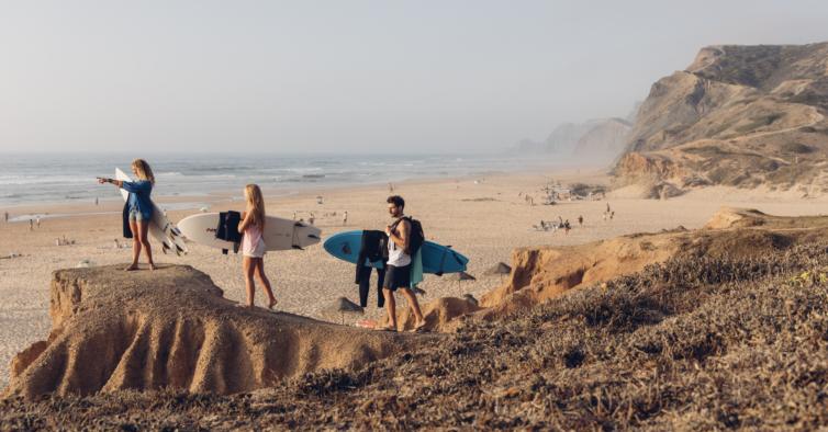 Algarve aposta em nova campanha para atrair turistas (a região bem precisa)