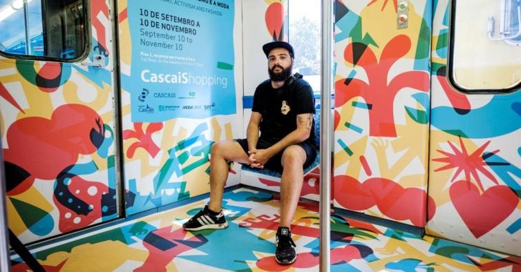 AkaCorleone celebra 11 anos de carreira com nova exposição em Lisboa