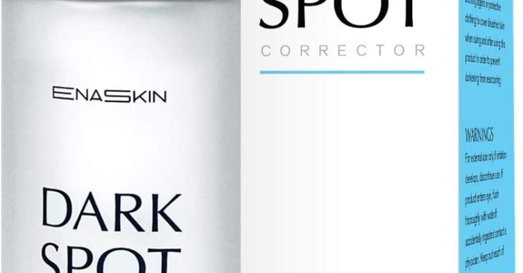 EnaSkin Dark Spot Corrector Remover for Face and Body (22€)