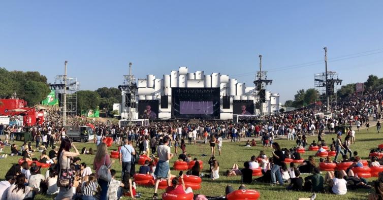 Ellie Goulding, Black Eyed Peas e Ivete Sangalo confirmados no Rock in Rio Lisboa