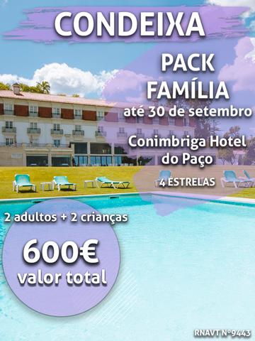 Esta escapadinha de três dias em Coimbra é perfeita para famílias