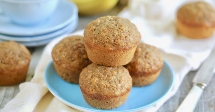Queques e muffins