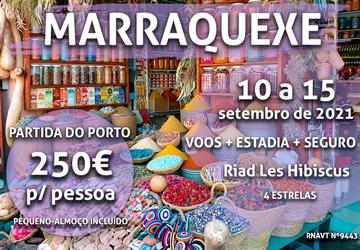 Não é uma miragem: esta viagem para Marrocos custa 250€ com pequeno-almoço